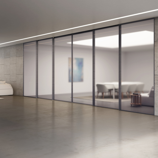 Linvisibile Marechiaro Sliding Door System | Marea / Linvisibile