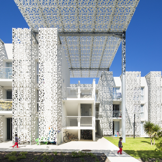 Perforated Panels