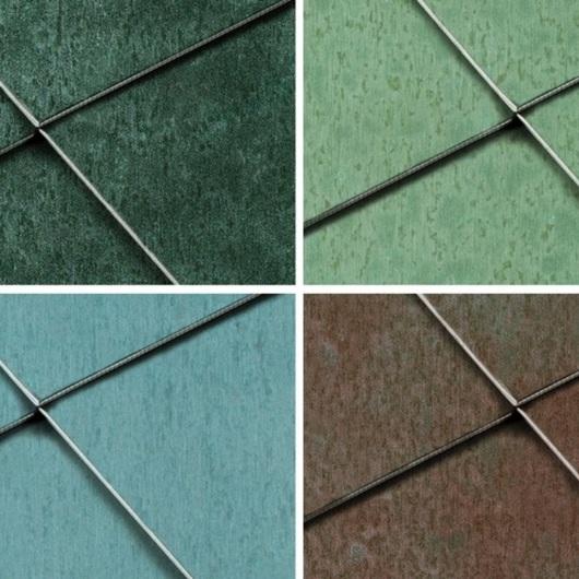 Copper Surface - Patina_Variations / TECU®