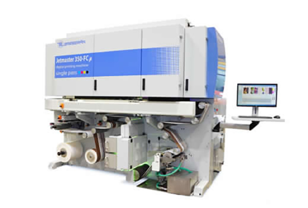 Impresoras Digitales Jetmaster Series