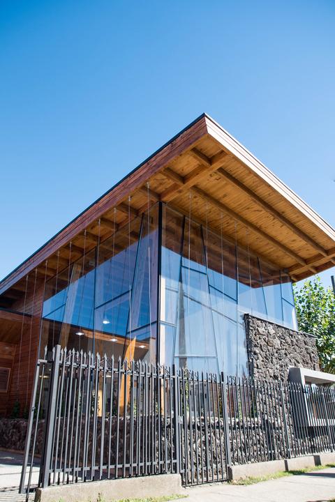 Estructuras de Madera Laminada en Edificios Públicos de Timber