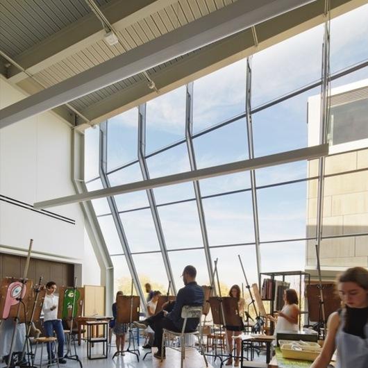 Gordon  Park  Arts  Hall /  Motorized FlexShades ®