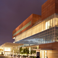 FlexShade® Roller Shades in University of New Mexico Cancer Center