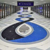 Terroxy Resin Systems in Airports