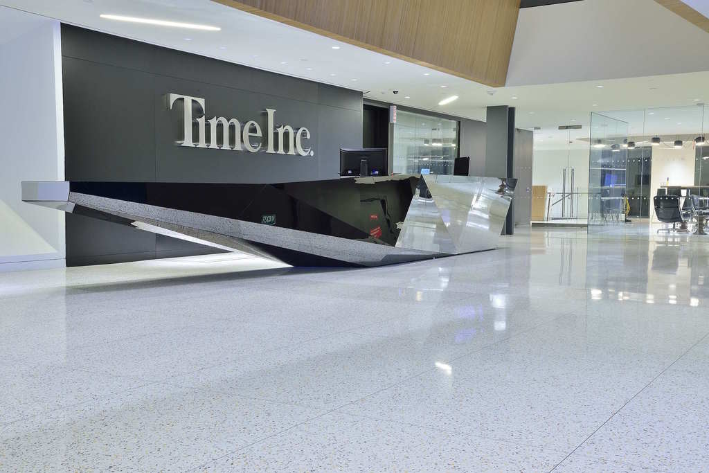 Terroxy Resin Systems in Office Buildings
