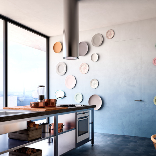 Linvisibile Infinito Hinged Door | Alba