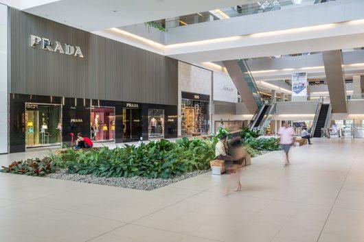 Pavimentos URBATEK en Soho Mall, Panamá