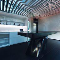 Superficie KRION® en Studio de Creatividad