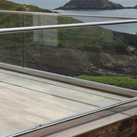 GRS TAPER-LOC Glass Railing System