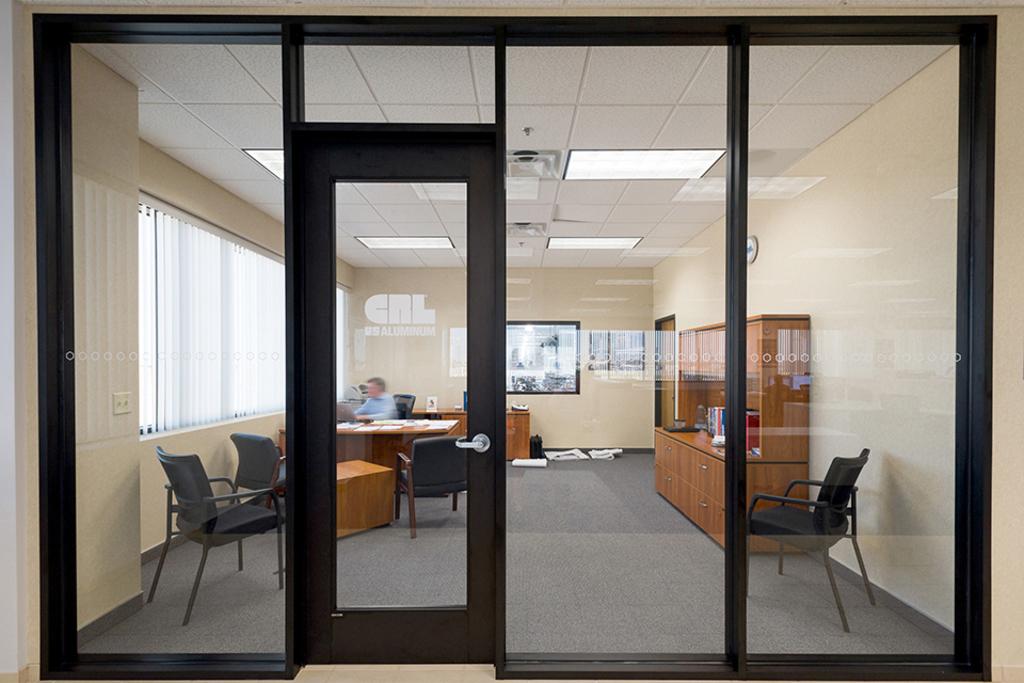 BIM 487 Series Interior Office Partition