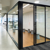 487 Series Interior Office Partition