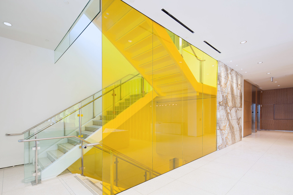Decorative Laminated & Acoustic Glass