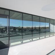 U.S. Aluminum Series 4500 Curtain Wall