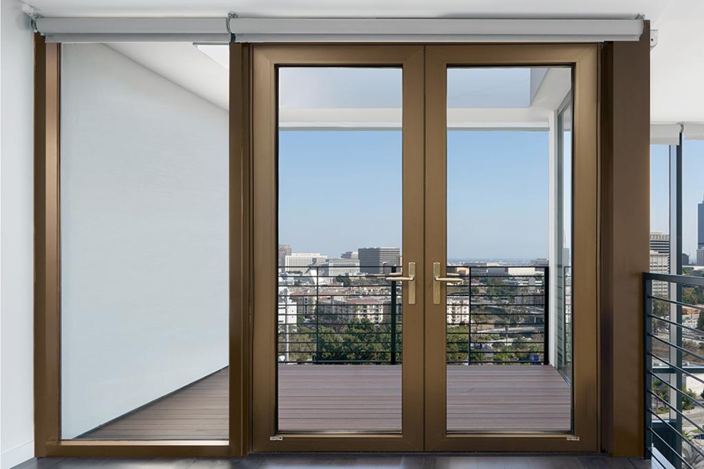 BIM CRL U.S. Aluminum Series 900 Terrace Doors