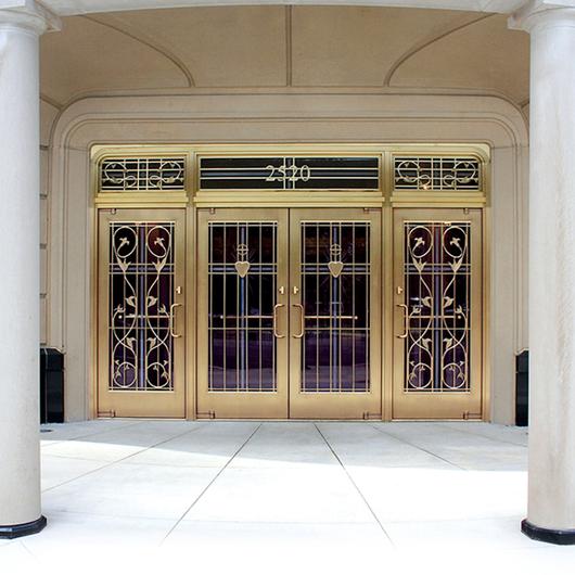 Balanced Doors