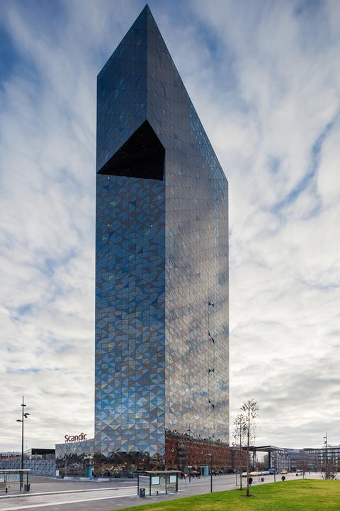Vidrio de Control Solar SunGuard© Royal Blue 20