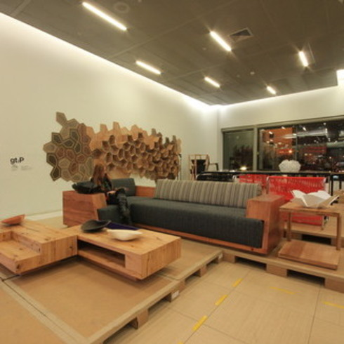MDF Melamina en Stgo. Diseño Store