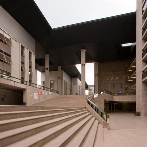 Revestimiento Eterplac en Universidad Central