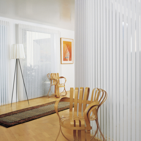 Sistemas de operación de las cortinas Luminette® / Hunter Douglas Window Covering