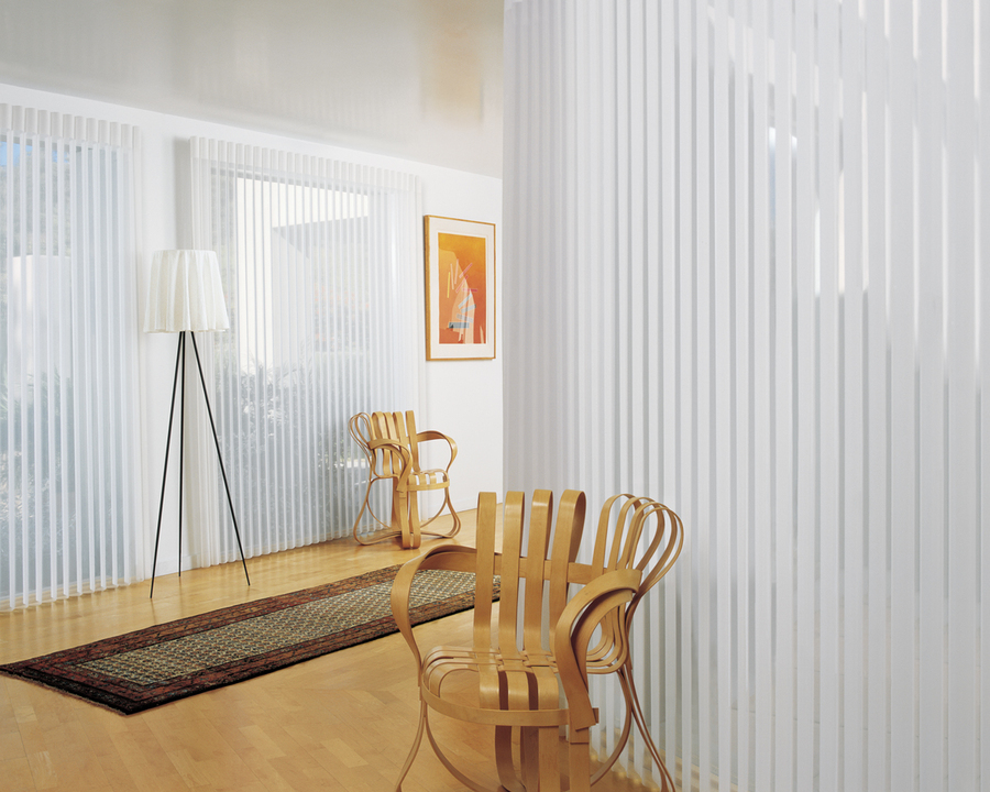 Sistemas de operación de las cortinas Luminette®