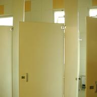 Divisiones de baño Metpar
