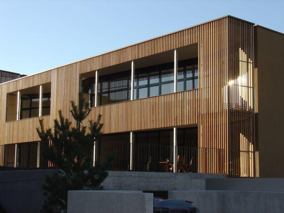 Sistema constructivo Clip para listones de madera