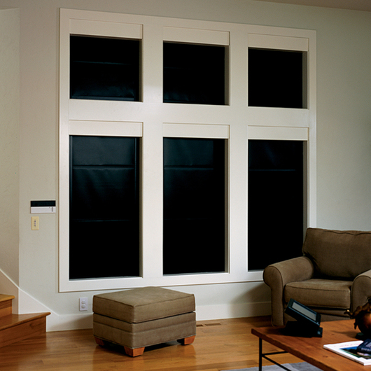 LightBloc FlexShade® Blackout Shade