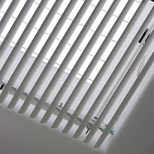 Draper - Metal Shading Systems (FlexLouver Rack Arm)