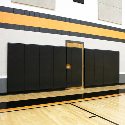 Gymnasium Wall Pads / Draper