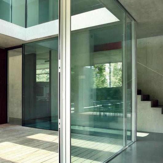 Ventanas y Puertas de Aluminio / Glasstech