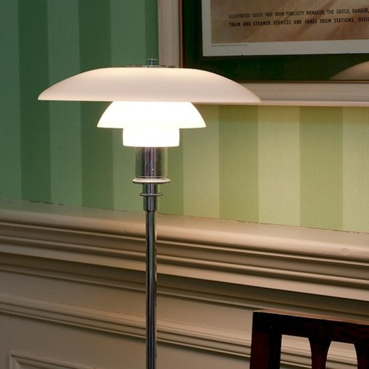 Lamp - PH 3½-2½ Floor / Louis Poulsen