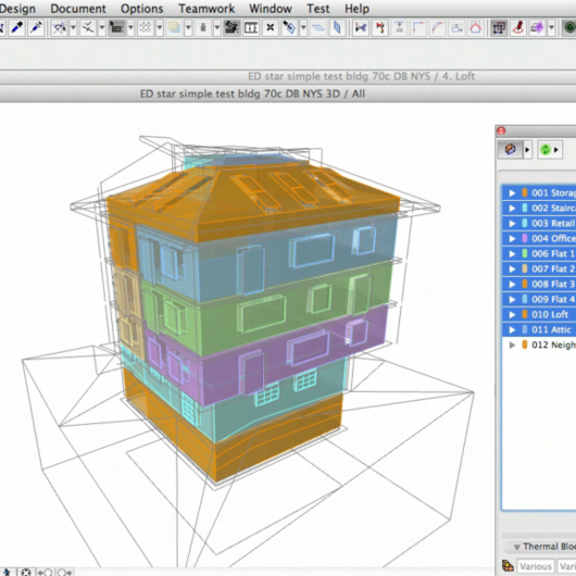 Software de Diseño Sostenible - EcoDesigner