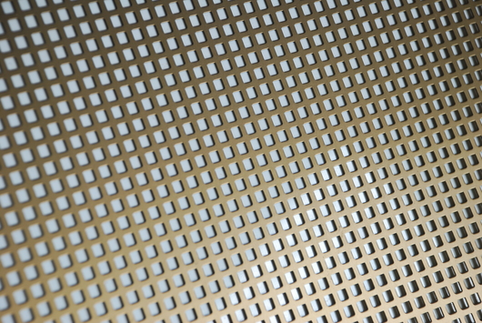 Perforated Metal by Diamond Metal Screens