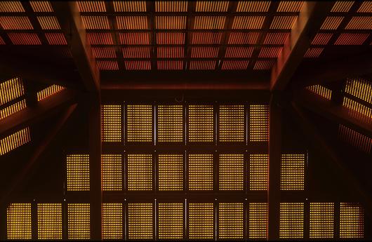 Perforated Doors - Tamara Resorts (Diamond Metal Screens)