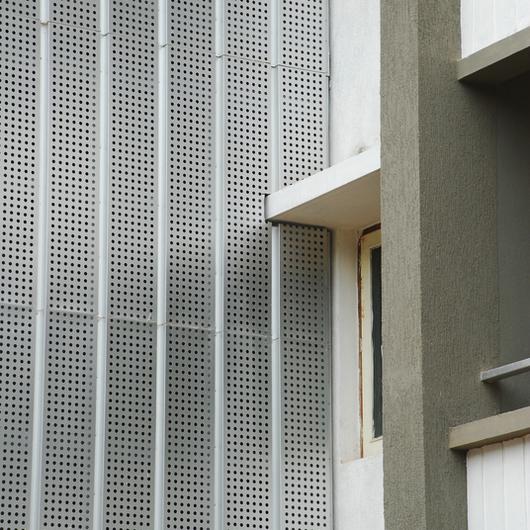 Perforated Panels - Vaishnavi Splendor