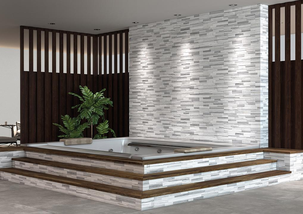 Gallery Of Ceramic Tile Palissandro 3d 2