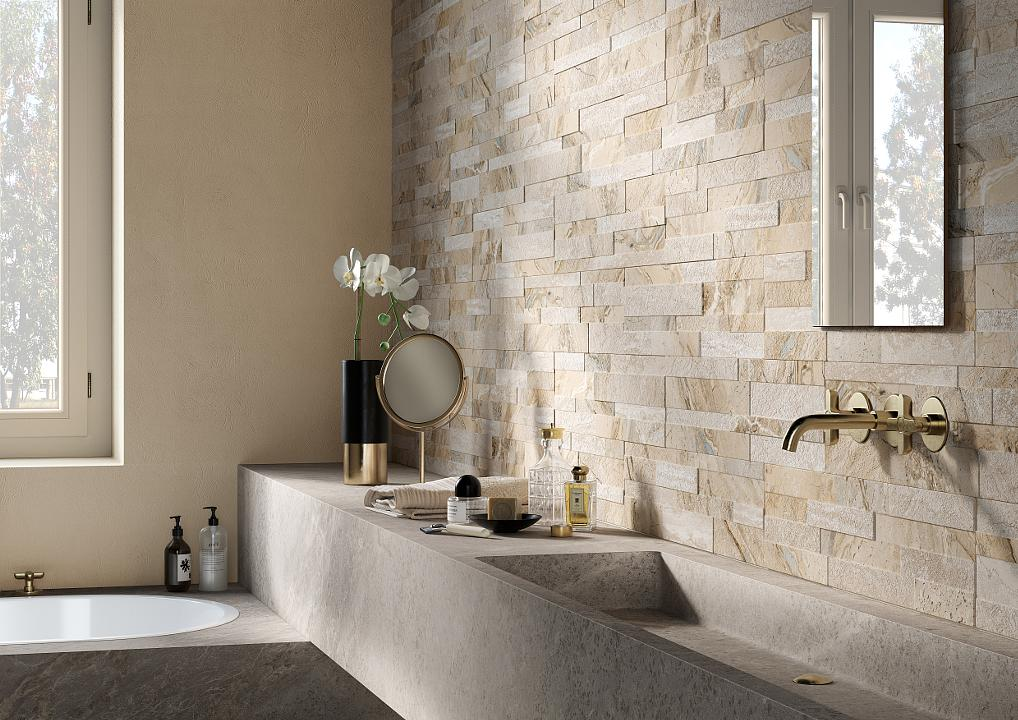 Ceramic Tile Gioia 3d From Ceramica Rondine
