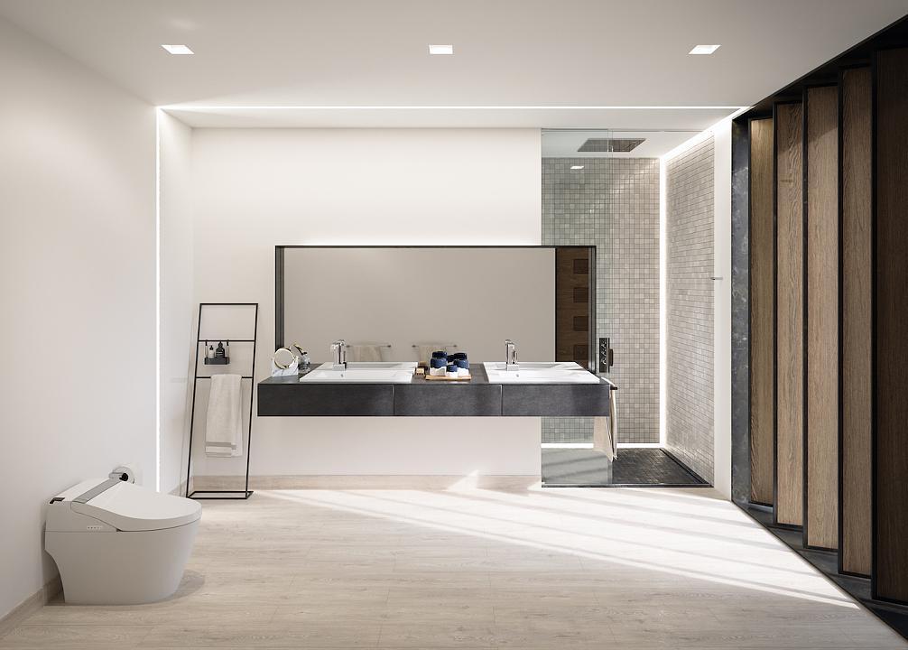 Lavamanos - Inspiración Minimalista