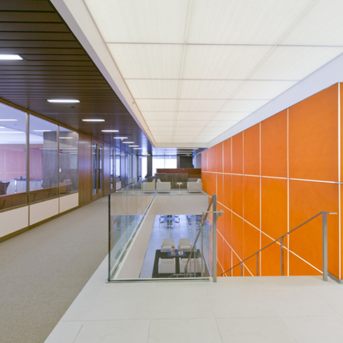 Acoustical Ceilings Techstyle Translucent Panels From