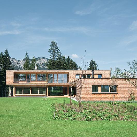 Egger OSB in Single Family House