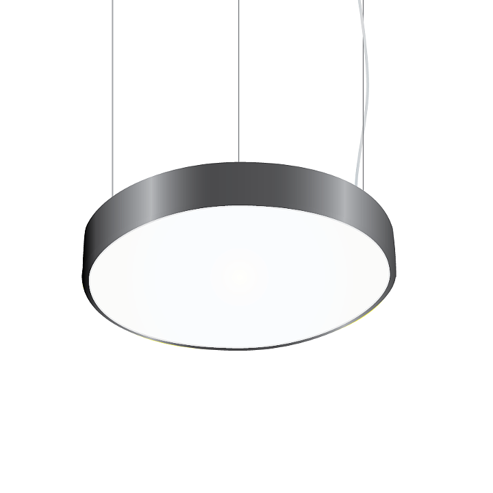 Round Pendant Light - Orbic