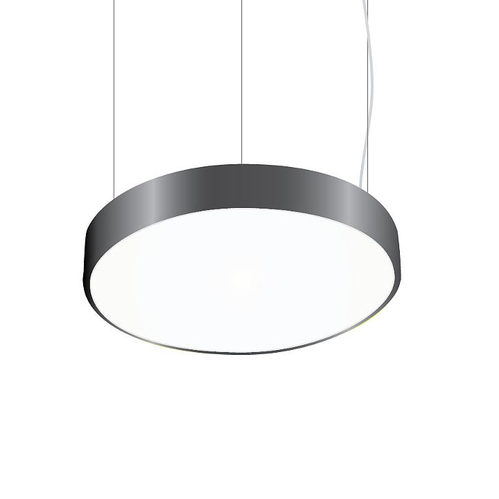 Round Pendant Light - Orbic