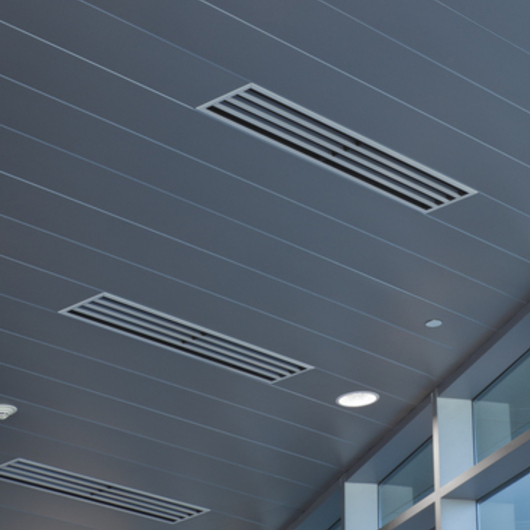 Architectural Metal Panels Ceiling : Metal ceilings c ceiling panels from hunter douglas