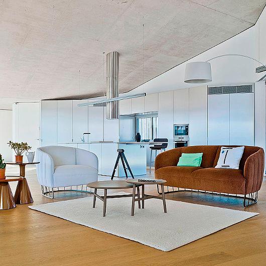 Sofa and Armchairs - Tonella