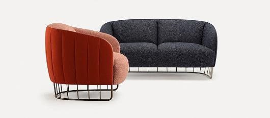 Sofa and Armchair - Tonella