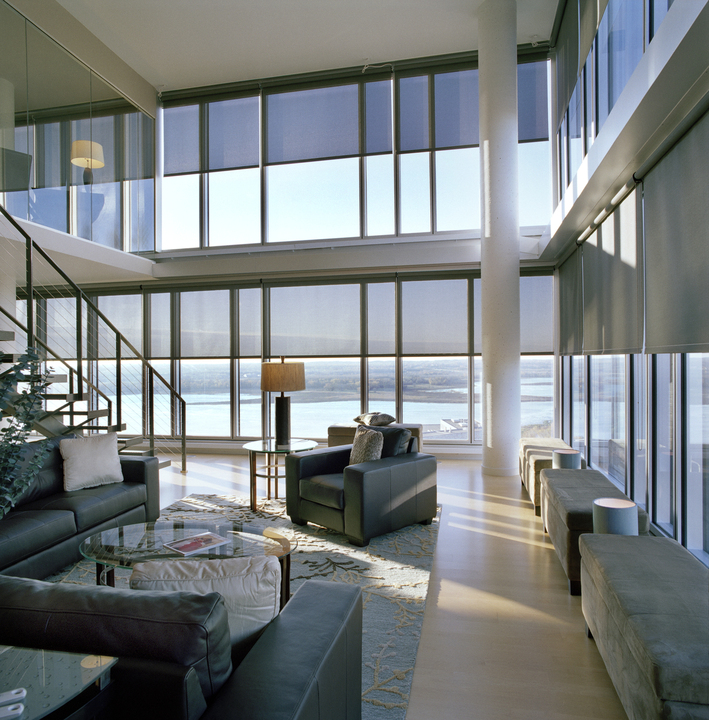 Shades Roller Shades Fr From Hunter Douglas Architectural