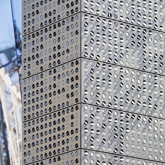 Specialty Facade Systems