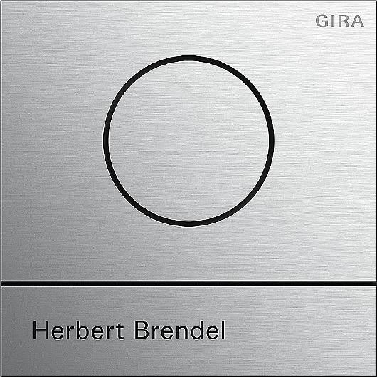 Gira System 106 - Door communication / GIRA