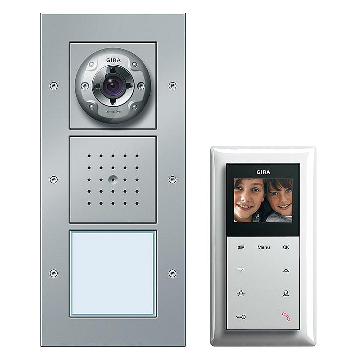 Home station video Plus - Door communication