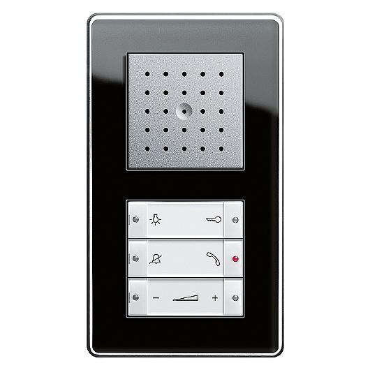 Gira home station - Door communication